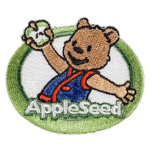 AppleSeed Trail Emblem