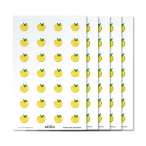 Awana Cubbies Golden Apple Stickers