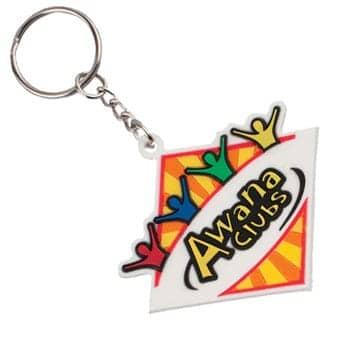 Awana Clubs Key Chain