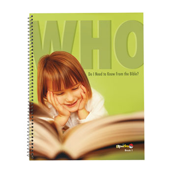 WHO Do I Need to Know from the Bible? Book One