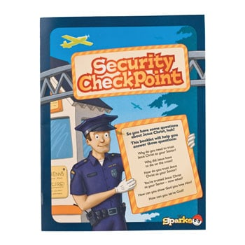 Security CheckPoint Salvation Booklet