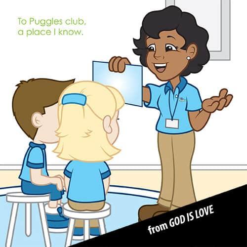 Awana Puggles Book Set 4