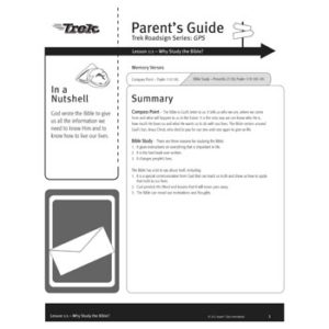 Roadsign: GPS Parent's Guide - Free Download