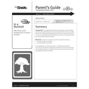 Dashboard: Yield Parents Guide - Free Download