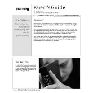 First Person Parent's Guide - Free Download