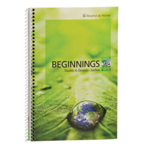 Sparks HangGlider Parent Handbook - Beginnings: Studies in Genesis - Joshua
