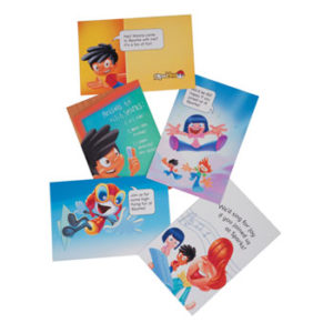 Sparks Invitation Postcards