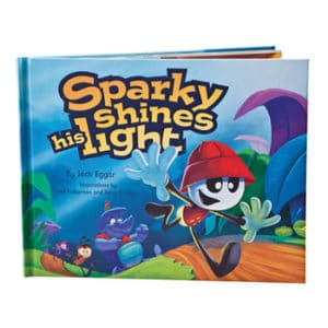 Sparky Shines His Light
