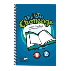 T&T Ultimate Challenge Leader's Guidebook Requirements and Answers