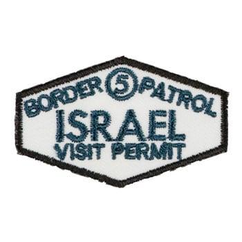 T&T Ultimate Challenge Award Emblems - Border Patrol