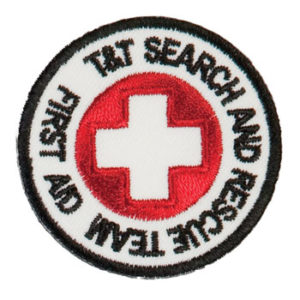 T&T Ultimate Challenge Award Emblem - First Aid