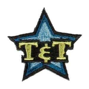 T&T Ultimate Challenge Award Emblem - Star