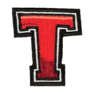 T&T Ultimate Challenge Award Emblem - Capital T