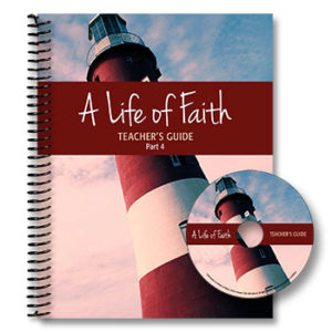 TruthSeekers - A Life of Faith Teacher's Guide and Resource CD - Part 4