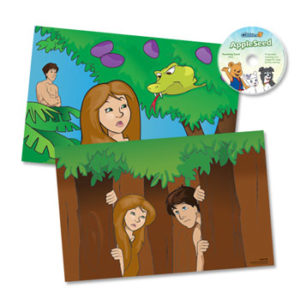 Appleseed Teaching Cards with Resource CD