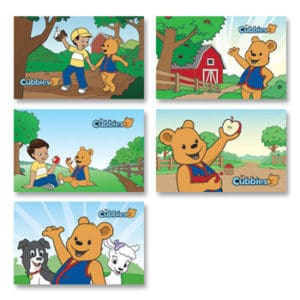Awana Cubbies General Postcards