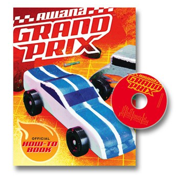 Awana Grand Prix Instruction Manual