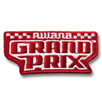 Awana Grand Prix Participation Emblem