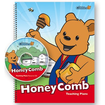 HoneyComb Teaching Plan with Resource CD