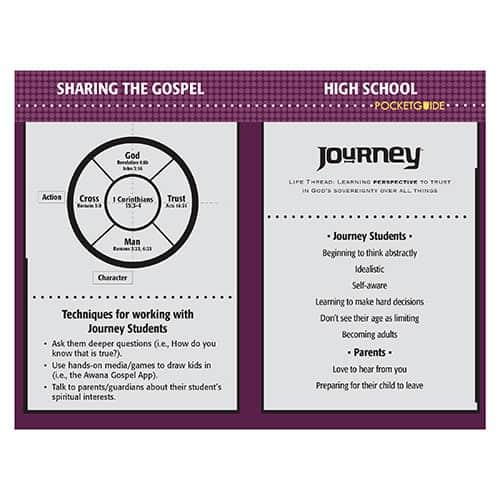 Journey Pocket Guide 2