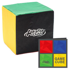 Awana Game Cube and Guidebook