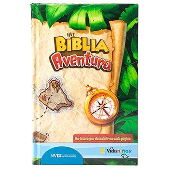 Biblia Aventura, Adventure Bible