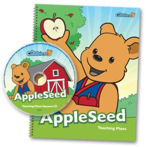 AppleSeed Teaching Plans with Resource CD