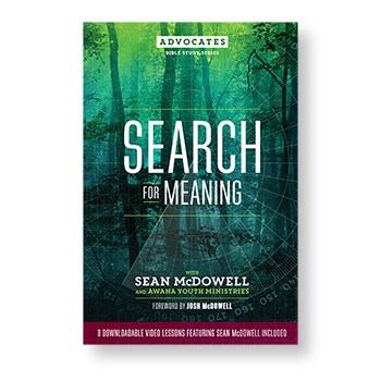 NEW! Advocates Bible Study Series: Search for Meaning (8 weeks)