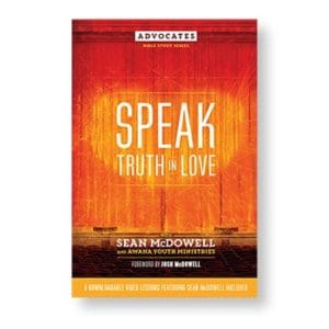 NEW! Advocates Bible Study Series: Speak Truth in Love (8 weeks)