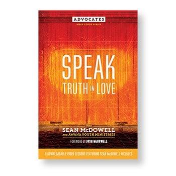 NEW! Advocates Bible Study Series: Speak Truth in Love (8 weeks)