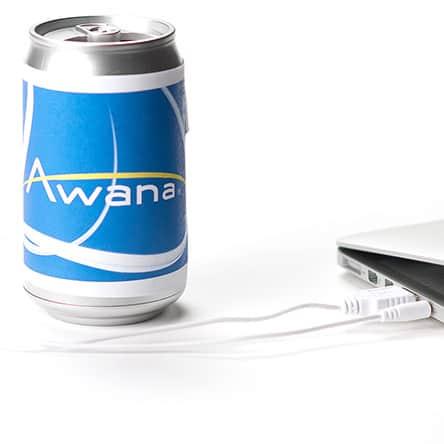 Awana Can Speaker