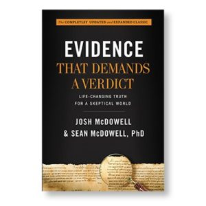 NEW! Evidence That Demands a Verdict