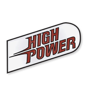NEW! High Power Soccer Participation Pin