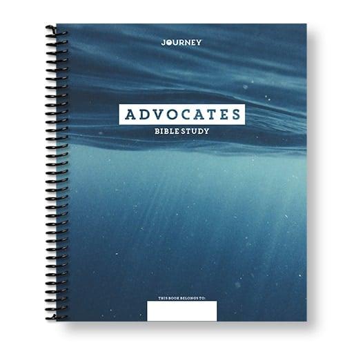 Journey: Advocates Bible Study (32 weeks)