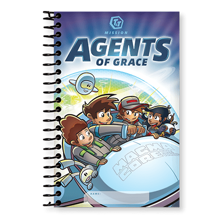 T&T Mission: Agents of Grace
