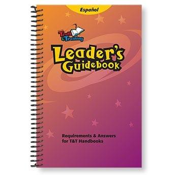 Guía del Líder T&T: Requistitos y repuestas de los manuales